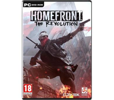 Homefront: The Revolution hra PC Ubisoft