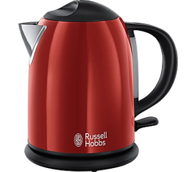 Russell Hobbs Colours rychlovarná konvice flame red 20191-70