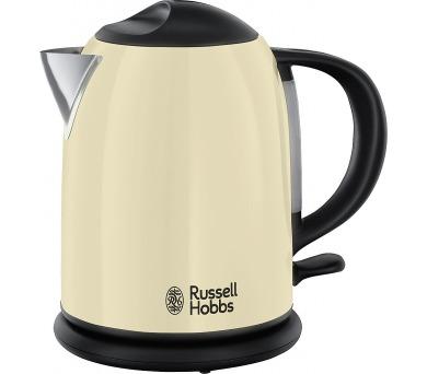 Russell Hobbs Classic Cream Compact rychlovarná konvice 20194-70 + DOPRAVA ZDARMA