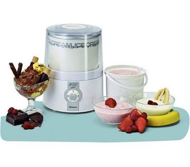 Ariete Zmrzlinovač a jogurtovač 635 + DOPRAVA ZDARMA