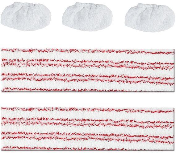 Sada 3 ks froté stahovacích návleků + 2 ks univerzálních návleků z mikrovlákna