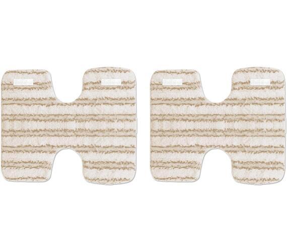 2 ks návleků na dřevěné a laminátové podlahy