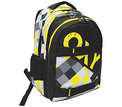 Batoh školní P + P Karton OXY One Yellow + DOPRAVA ZDARMA