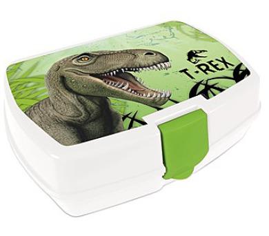 Box na svačinu P + P Karton T-Rex