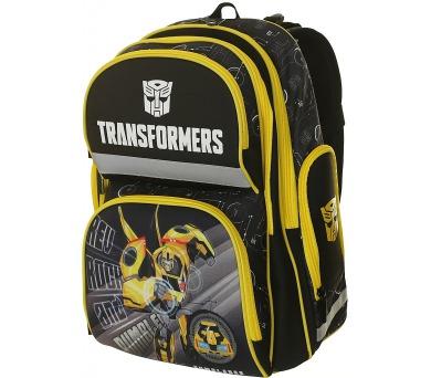 Batoh školní P + P Karton anatomický Transformers + DOPRAVA ZDARMA