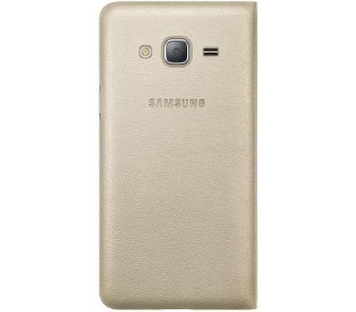 Samsung pro Galaxy J3 2016 (EF-WJ320P) - zlaté