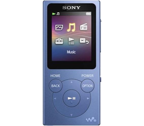 Sony NW-E393L 4GB + DOPRAVA ZDARMA