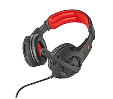 Trust GXT Gaming 310 Radius - černá/červená