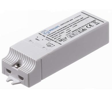 Philips elektronický halogenový transformátor Certaline 60W 230-240V 50/60Hz P913784