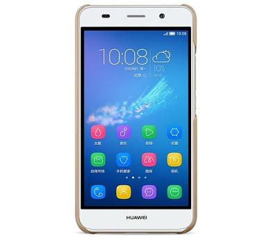 Huawei Y6 Protective Cover - hnědý