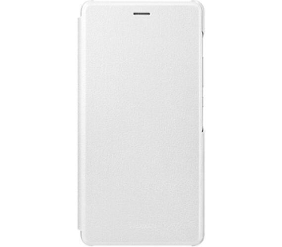 Huawei P9 Lite Flip Cover - bílé