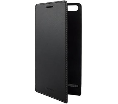 Huawei G6 LTE Wallet - černé
