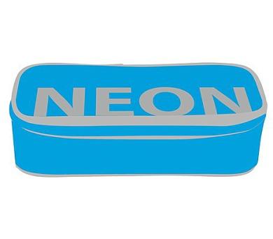 Penál školní P + P Karton Neon Blue