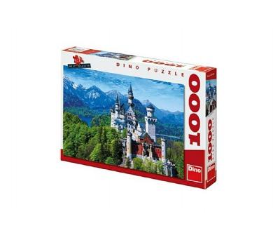 Puzzle Neuschweinstein 66x47cm 1000dílků v krabici 37x27x5cm + DOPRAVA ZDARMA
