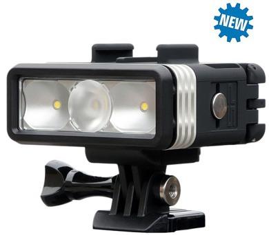 SP Gadgets P.O.V. Light 2.0 - černé + DOPRAVA ZDARMA