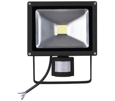 REFLEKTOR LED 20W HOBBY PIR studená bílá + DOPRAVA ZDARMA