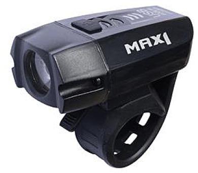 Přední světlo MAX 1 Evolution 1xCree LED XPG R5 USB nabíjecí 21671