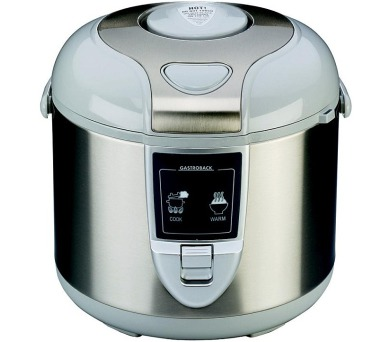 Gastroback 42518-Gastro Profi Automatický vařič rýže s antiadhézní úpravou + DOPRAVA ZDARMA