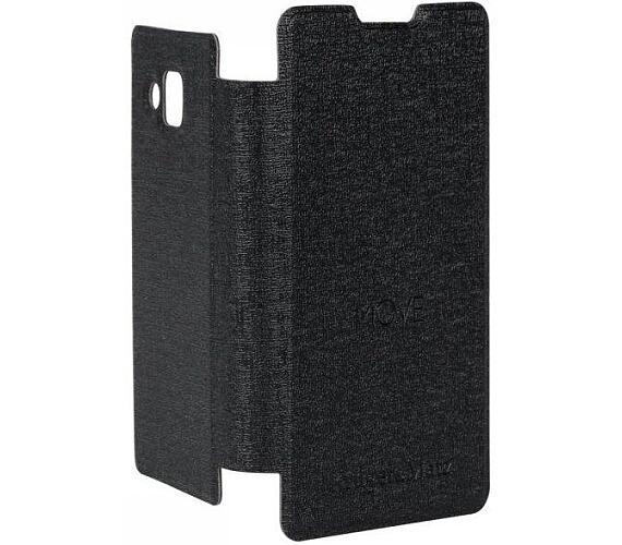 Kruger&Matz MOVE KM0028 Flip pouzdro na mobilní telefon - černé