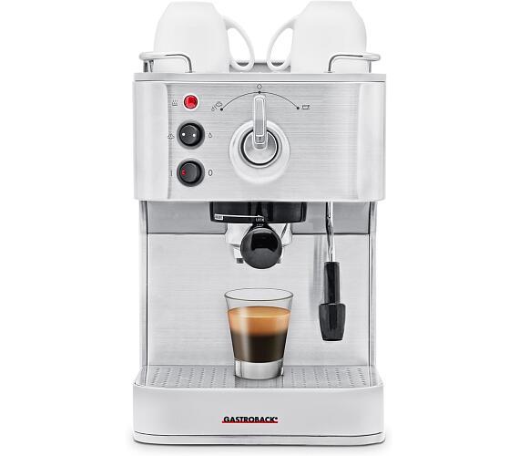 Gastroback 42606-Designové Espresso Plus + DOPRAVA ZDARMA