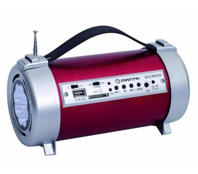MANTA RDI104 - FM rádio s USB