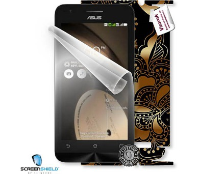 ScreenShield fólie na displej + skin voucher pro Mobilní telefon Asus ZenFone C 8GB ZC451CG-1B060WW