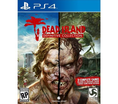 Dead Island Definitive Edition hra PS4 Ubisoft