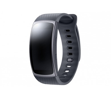 Samsung Gear Fit2 vel. L - šedý