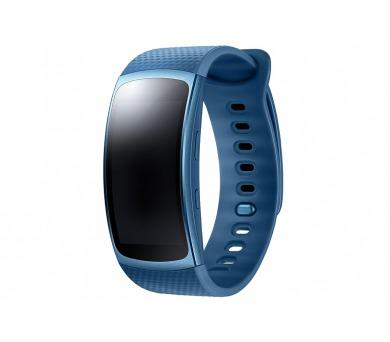 Samsung Gear Fit2 vel. L - modrý