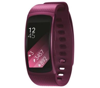 Samsung Gear Fit2 vel. S - růžový