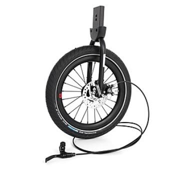 kolo k dětskému vozíku Hamax Outback Jogger Kit - černá
