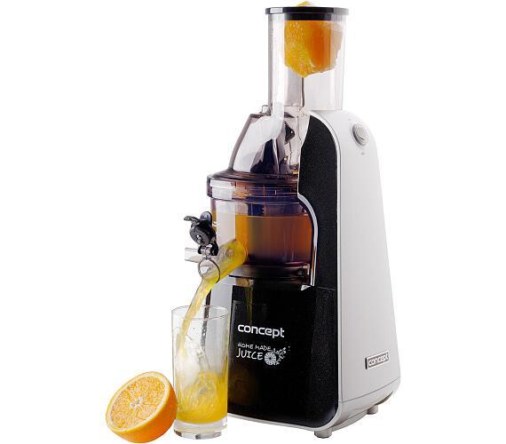 Concept LO7067 Lis na ovoce a zeleninu Home Made Juice BLACK + DOPRAVA ZDARMA