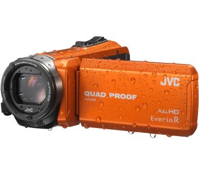GZ R415D FULL HD VODOTĚSNÁ KAMERA JVC + DOPRAVA ZDARMA