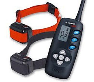 Obojek elektronický/výcvikový Dog Trace d-control 1042 - pro 2 psy