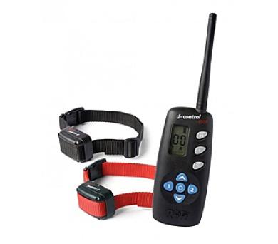 Obojek elektronický/výcvikový Dog Trace d-control 1602 - pro 2 psy + DOPRAVA ZDARMA