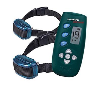 Obojek elektronický/výcvikový Dog Trace d-control 202 mini - pro 2 psy
