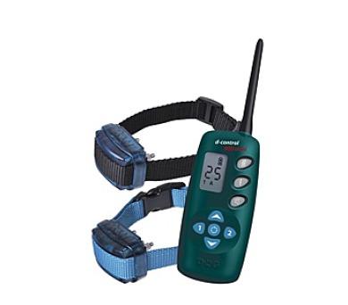 Obojek elektronický/výcvikový Dog Trace d-control 902 mini - pro 2 psy + DOPRAVA ZDARMA