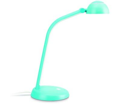 TAFFY stolní lampa modrá 1x3W SELV Philips 71661/35/P3