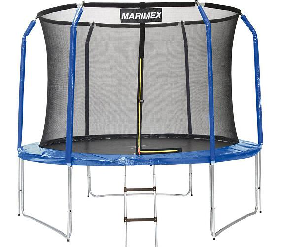 Marimex 305 cm + ochranná síť + žebřík + DOPRAVA ZDARMA