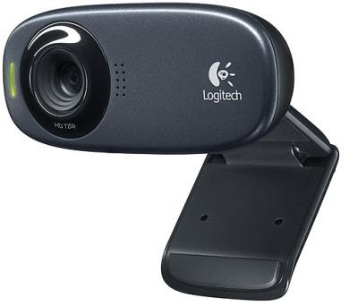 Logitech HD Webcam C310 - černá + DOPRAVA ZDARMA