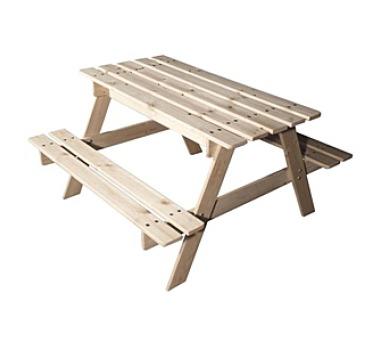 CUBS dřevěný s úložným prostorem