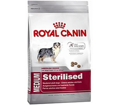 Granule Royal Canin Medium Sterilised 12 kg