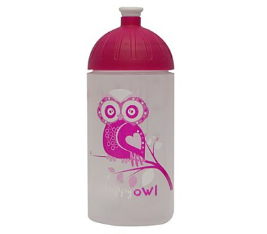 Láhev na pití P + P Karton Owl