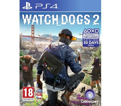 Ubisoft PlayStation 4 Watch Dogs 2