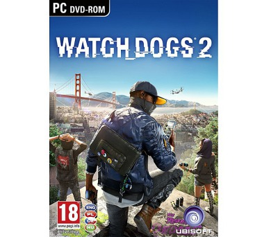 Ubisoft PC Watch Dogs 2 + DOPRAVA ZDARMA