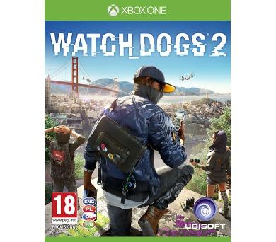 Ubisoft Xbox One Watch Dogs 2