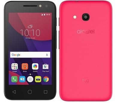 Mobilní telefon ALCATEL PIXI 4 (4) 4034D - růžový