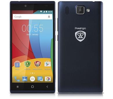 Prestigio Grace Q5 Dual SIM - modrý