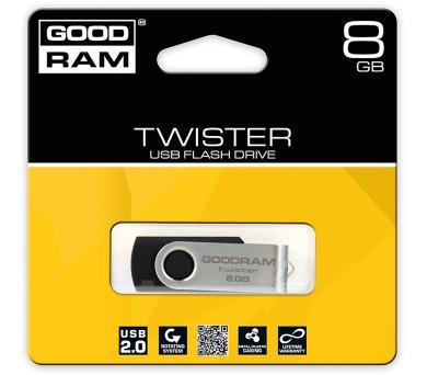 Goodram FD 8GB TWISTER USB 2.0