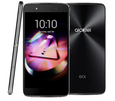 """Mobilní telefon ALCATEL IDOL 4 6055K 5,2"""" + VR box - černý/šedý"""
